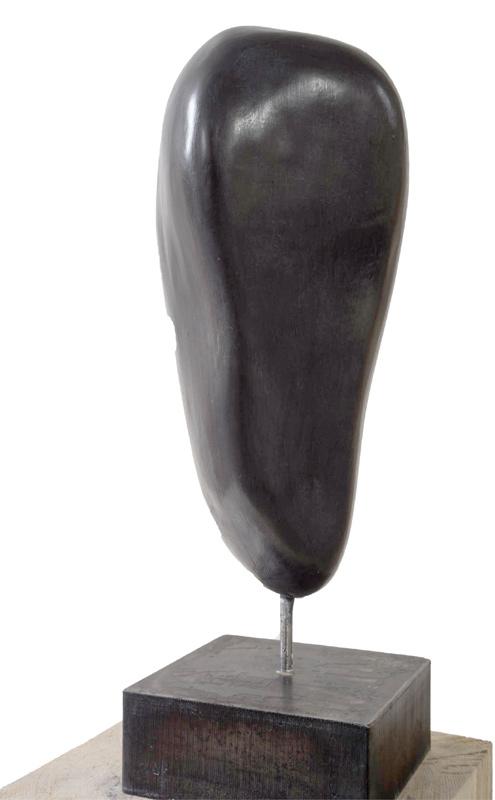 PIERRE DE NUIT Acheiropoïete n°16, technique : pierre, silice, cire
